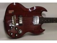Gibson EB3 vintage (1963) bass guitar
