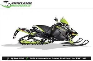 2018 Arctic Cat XF 8000 137 Cross Country Limited Electric Start