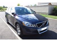Volvo XC60, Blue Metallic, 2012, 2.0L Manual, 72k, Full Leather, in excellent all round condition