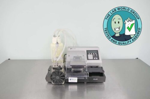 Biotek ELX405RS Microplate Washer with Warranty SEE VIDEO