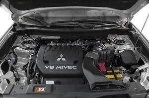 2016 Mitsubishi Outlander SE V6 AWD Loaded Edmonton Edmonton Area image 3