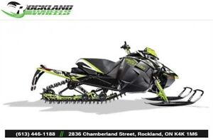 2018 Arctic Cat XF 9000 HIGH COUNTRY 141 Limited 2.25