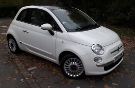 Fiat 500 1.2 Lounge Full Fiat service history Immaculate Condition
