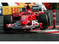 F1 Grand Prix tickets silverstone