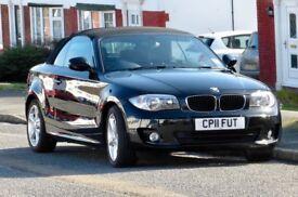 BMW 118i Sport convertible