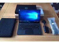 "Dell XPS 13 9343 13.3"" QHD Laptop Intel Core i7-5500U 2.4 GHz, 512GB SSD, 8GB RAM, Windows 10, Boxed"