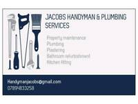JACOBS HANDYMAN & PLUMBING SERVICES