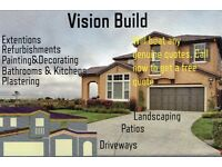 A highly skilled Builder in all aspects of Building Work