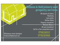 Robson & bell joinery and property services