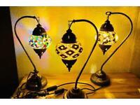 Turkish table lamp