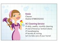 Housekeeper/ cleaner