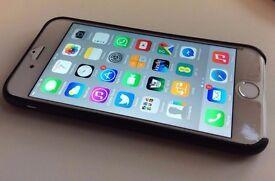 iPhone 6 - 64 GB Silver - Unlocked
