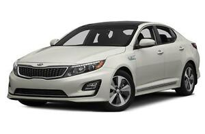 2014 Kia Optima Hybrid Great Gas Mileage