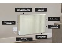 fischer radiator (needs remote for thermostat)