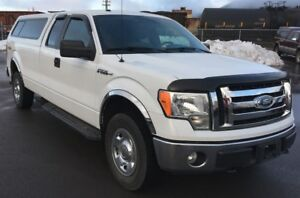 2009 Ford F150 FX4 Supercab 4WD
