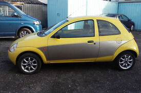 2006 ford ka mot till 22 november 2017 new disc and pads cd and radio firs to see wll by drives nice