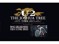 Pair of GA Standing Tickets to see U2 @ Twickenham on 9th July