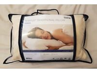 BRAND NEW Tempur Traditional Travel Pillow | Classic Comfort | Multifunctional | RRP £65 | Rotherham