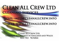 SW, W and NW Gardening Services - Clean All Crew Ltd.