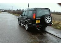 LANDROVER DISCOVERY 2 ES TD5