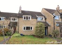 3 Bedroom terrace house (£898 pcm) Popular village location- Available Now!