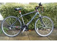 Mountain-Urban alloy frame BIKE adult size VIKING Pathfinder 21