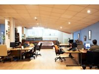 Creative co-working desk space in central Bristol, Pithay Studios | High-speed internet included