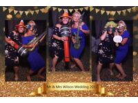Magic Mirror Photo Booth - amazing entertainment for parties, weddings and events!