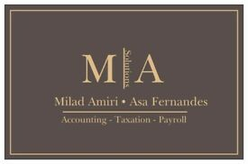 MA Accounting Solutions - Accounts, Tax and Payroll