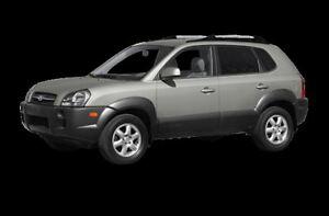 2008 Hyundai Tucson GL V6
