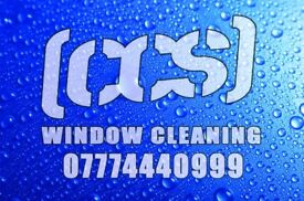 WINDOW CLEANING SERVICE AVAILABLE.
