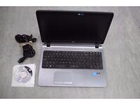 "HP ProBook 450 G2 15.6"" Laptop on Windows 7 £280"