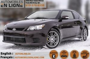 2011 SCION TC BLUETOOTH | TOIT OUVRANT | CUIR