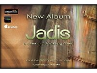 Jadis New album - 'No Fear of Looking Down'