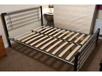 Birlea Faro bed frame (double) for sale