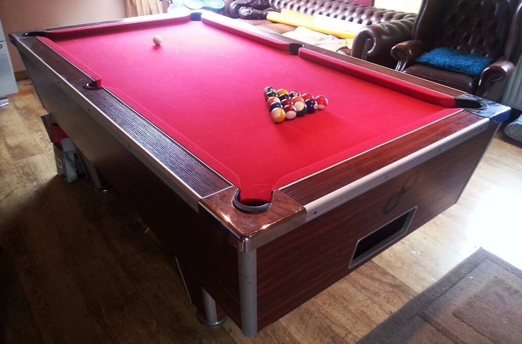 7x4 Pub Style Pool Table