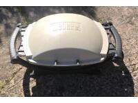 Weber Q gas barbecue