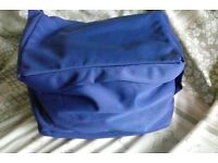 waterproof nappy bag for being out and about