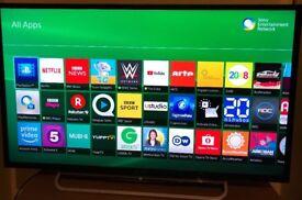 Sony 42inch smart tv