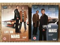 Life on Mars series 1 and 2