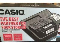 BRAND NEW unopened Casio SE-G1 till
