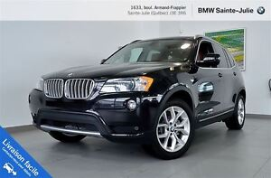 2013 BMW X3 xDrive28i, Navigation, Camera, Garantie 160 000km