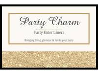 Party Entertainers- Party Charm