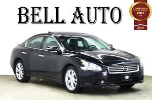 2012 Nissan Maxima SV BACK UP CAMERA LEATHER SUNROOF