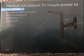 Logik TV Wall Mount Full Motion 65 inch Kit