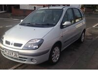 £399 no silly offers 03, Renault scenic 1.4cc mot April 2017 excellent runner
