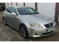 2007 LEXUS IS 250 AUTO SALOON F.L.S.H 6 MONTHS WARRANTY PX WELCOME