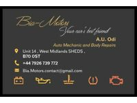 Mechanic ,Car repairs , Servicing, ECU code scan and reset, body work and mechanical repairs