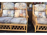 Rattan and Wicker Garden and conservatory Furniture