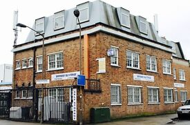 BERMONDSEY SELF STORAGE – New 20x8ft containers, indoor storage and van parking available.